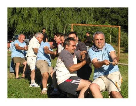 Envejecimiento activo. Vivir juntos