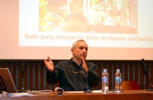 """Charla-coloquio en Guadalajara: """"Comunidades de mayores: adueñarse del futuro"""""""