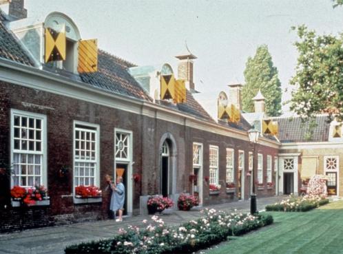 Hofje van Staats - Haarlem
