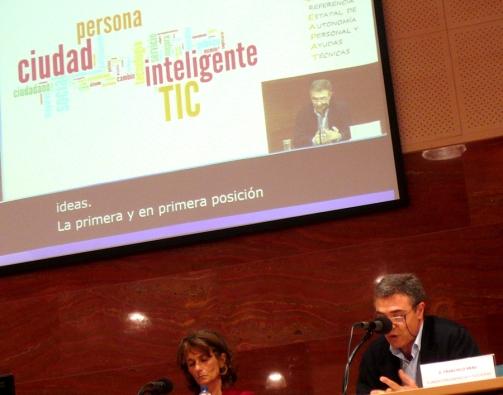 Presentación informe Entornos Inteligentes