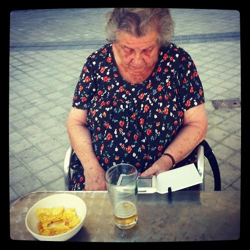 La erótica de la patata frita, por María Cadavieco