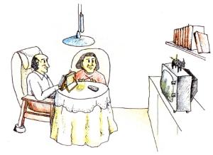 Los mayores y las zonas de estar - CEAPAT