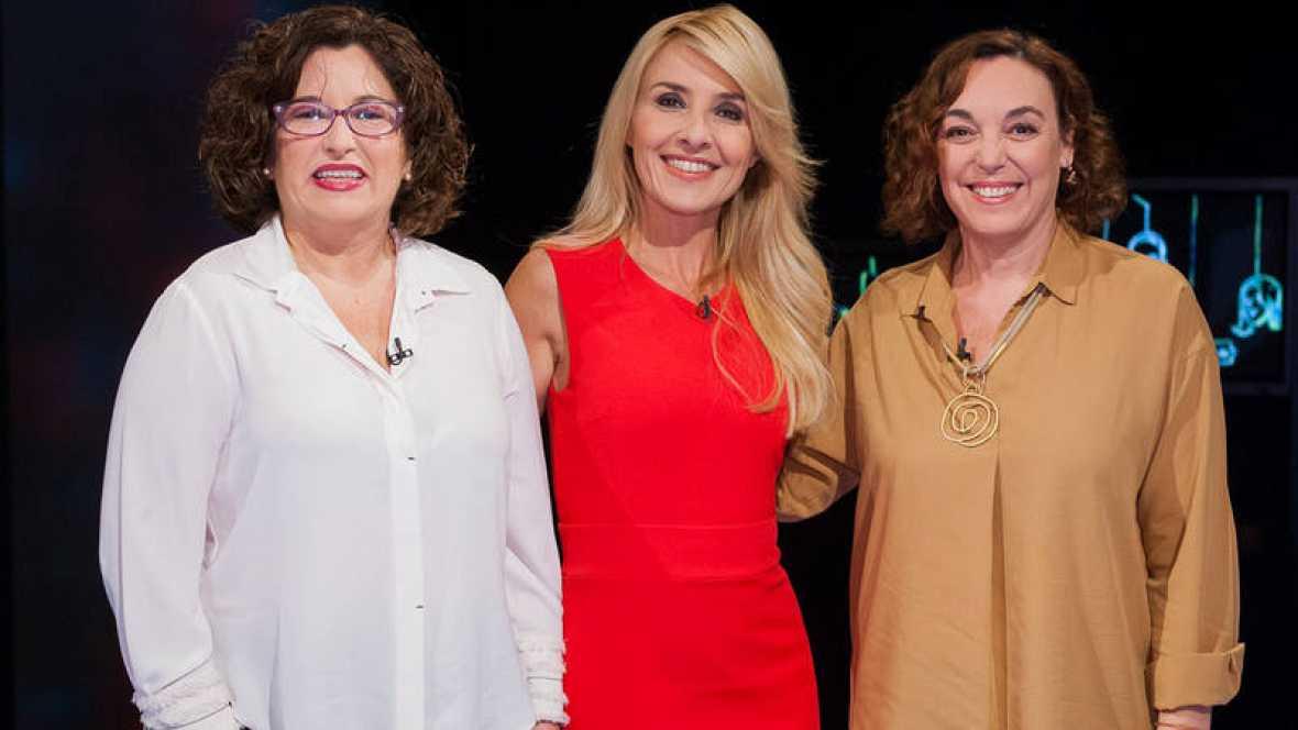 Teresa Martínez, Cayetana Guillén y Cristina Maragall comentan sobre Arrugas, de Paco Roca