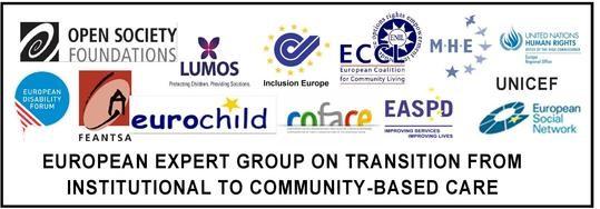 Logos institución a comunidad