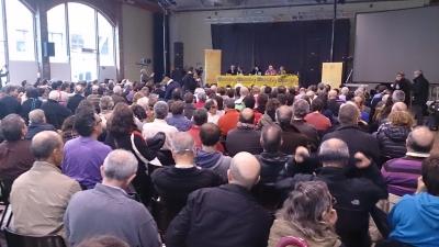 Asamblea del Área Fiare. Barcelona, abril 2014