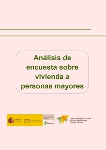 Análisis de encuesta sobre vivienda a personas mayores