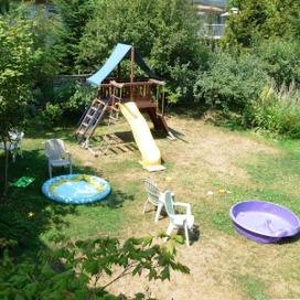 Cohousing juego de niños