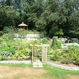garden Windsong cohousing