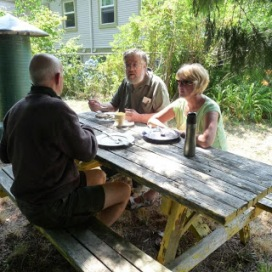 lunch cohousing