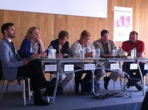 Futuros concejales Madrid Cohousing