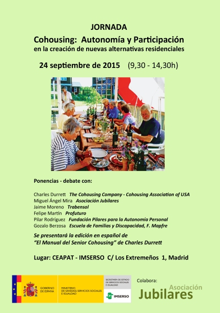 Cartel Cohousing 2015