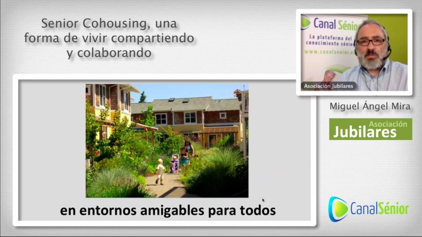 Jubilares - Canal Senior