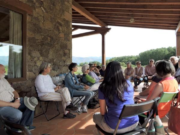 Reunión para el desarrollo del Jubilar Tiétar (La Vera, Cáceres)